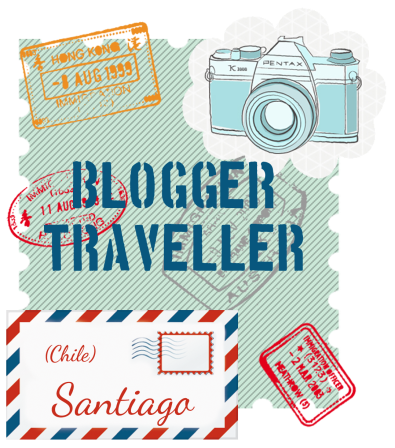 BloggerTraveller Santiago Chile