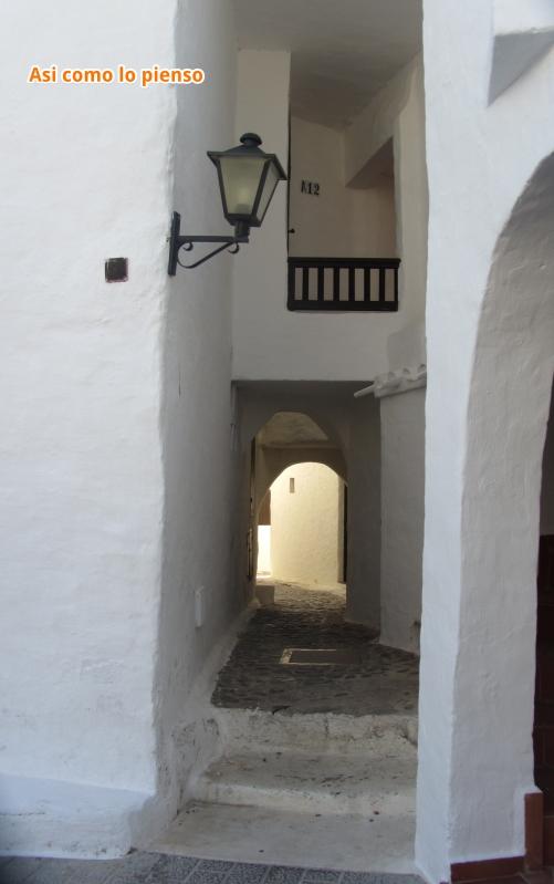 calles tunel