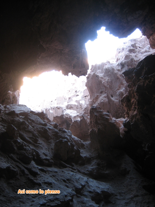 caminos de grutas