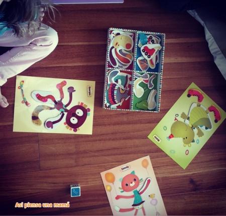juego liliput-juegos de mesa y puzzles
