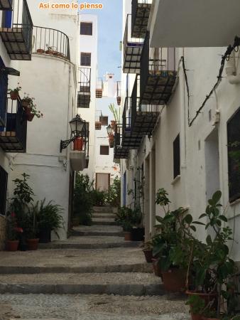 peñiscola-pueblo-mediterraneo