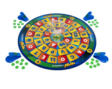 Scrabble-Flip