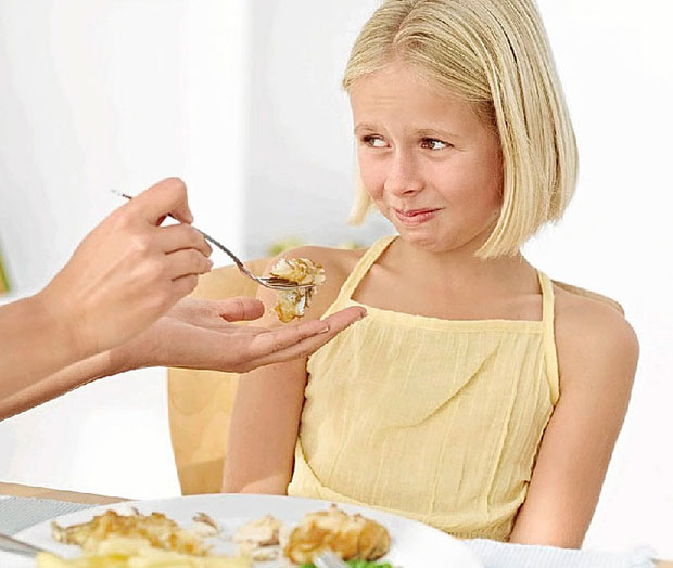Que puedo hacer mi hija no quiere comer