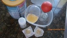 implementos lactancia