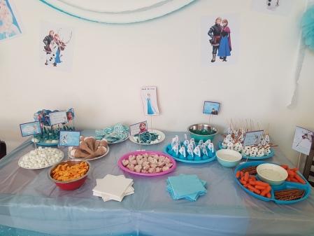 mesa-frozen-cumpleaños