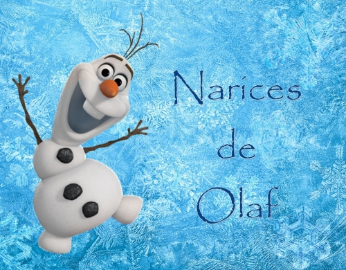 narices de olaf s