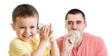 como hablar niños
