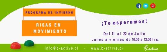 Programa de invierno B-Active 2016 WEB