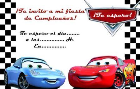 invitación-cumpleaños-cars
