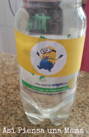 botella-minion