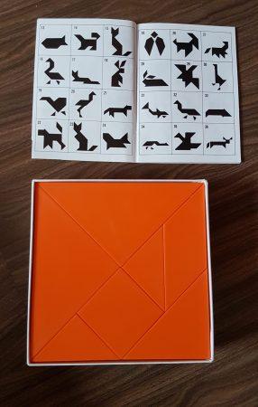 Tangram-figuras geometricas