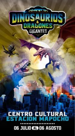 Dinos y Dragones-estacion-mapocho