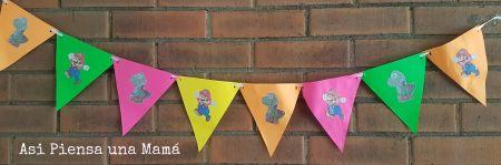 banderines-decoracion-yoshi