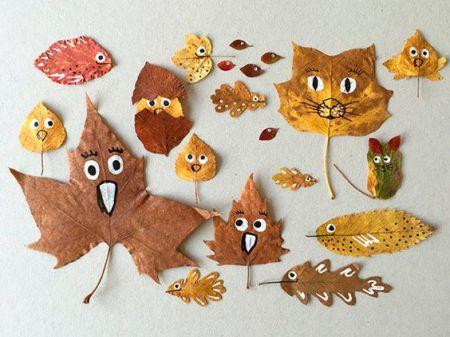 pintando-hojas-otoño