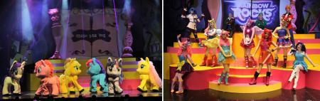 my litlle pony-teatro