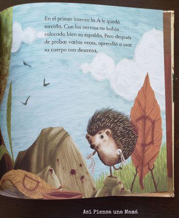 kirpi-erizo-libro